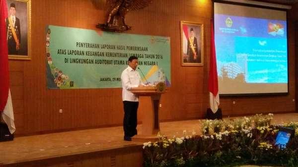 Auditor BPK Kena OTT, Wiranto: Tindak Tegas Supaya Tak Menjalar