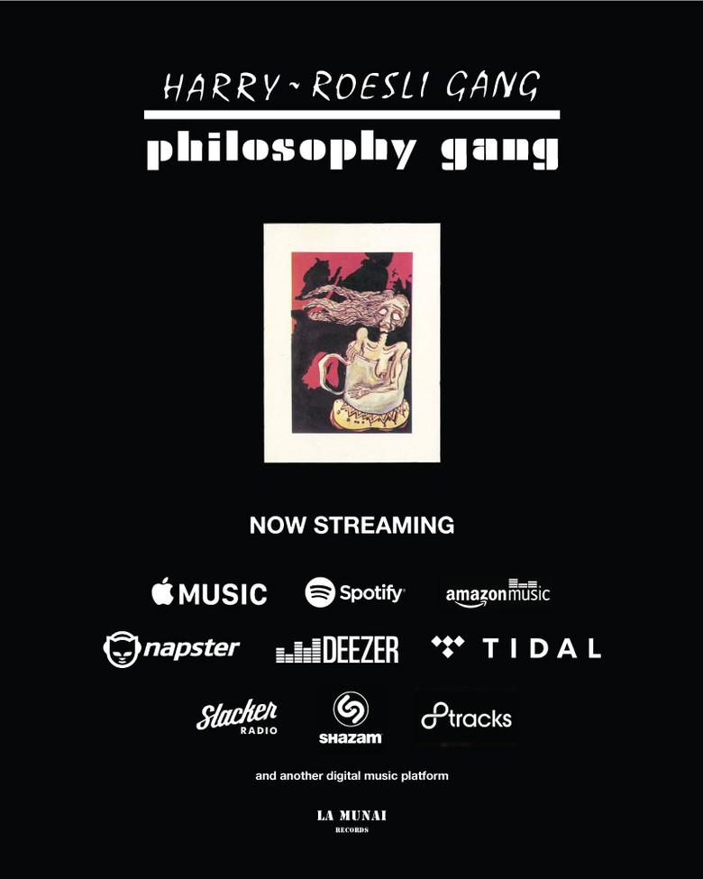 Album Philosophy Gang dari The Gang of Harry Roesli Dirilis Ulang dalam Bentuk CD