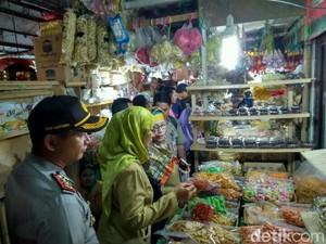 Pengawasan Pangan Bulan Ramadan, BPOM Sidak di Pasar Minggu