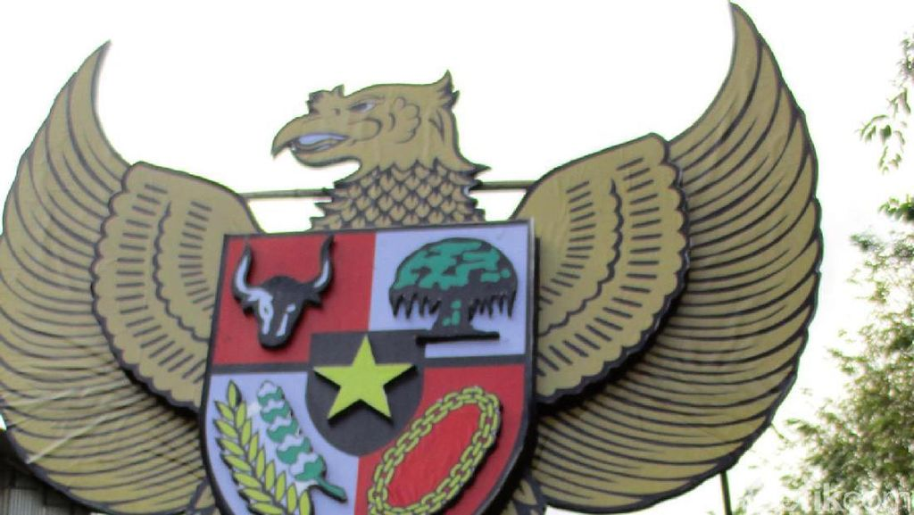 Makna Garuda Pancasila, Lambang Negara RI