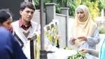 Shareefa Daanish tampil Menawan dengan Rambut Ombrenya