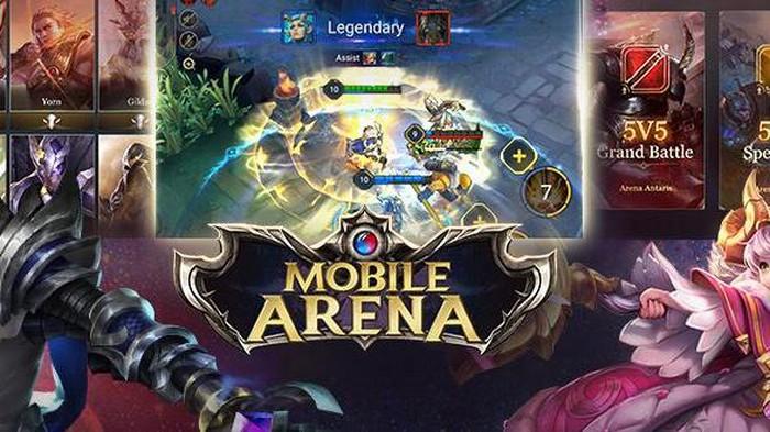 Foto: game mobile arena