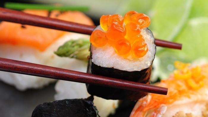 Sushi, Hidangan dari Jepang yang Mendunia (Foto: iStock)