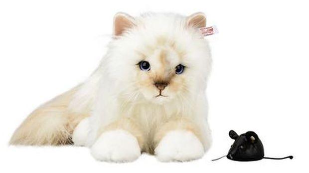 Lucunya, Boneka Kucing Karl Lagerfeld Dijual Rp 7,3 Juta