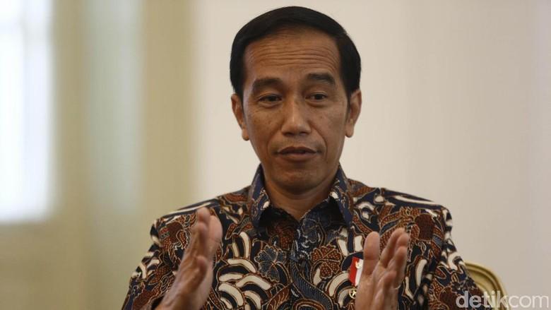 Jokowi ke Bandung, Jenguk Mantan Gubernur Jabar Solihin GP