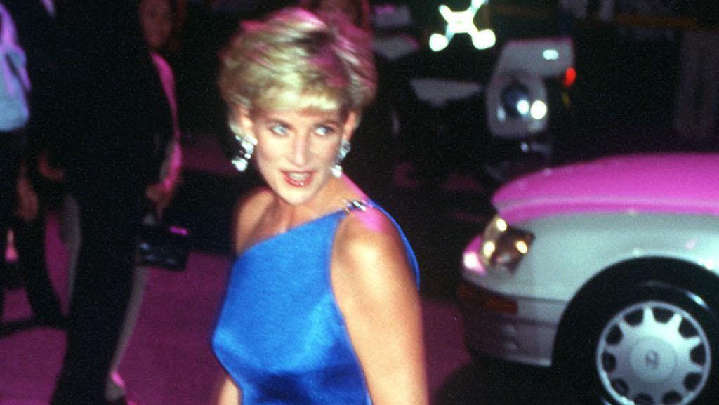 Banyak yang Coba Membongkar Kuburan Putri Diana