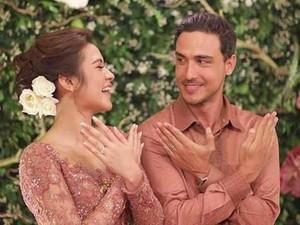 Pertunangan Raisa dan Hamish Daud Jadi Postingan Teratas di Instagram