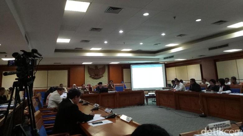 Panja DPR Kembali Rapat Bahas RUU Antiterorisme