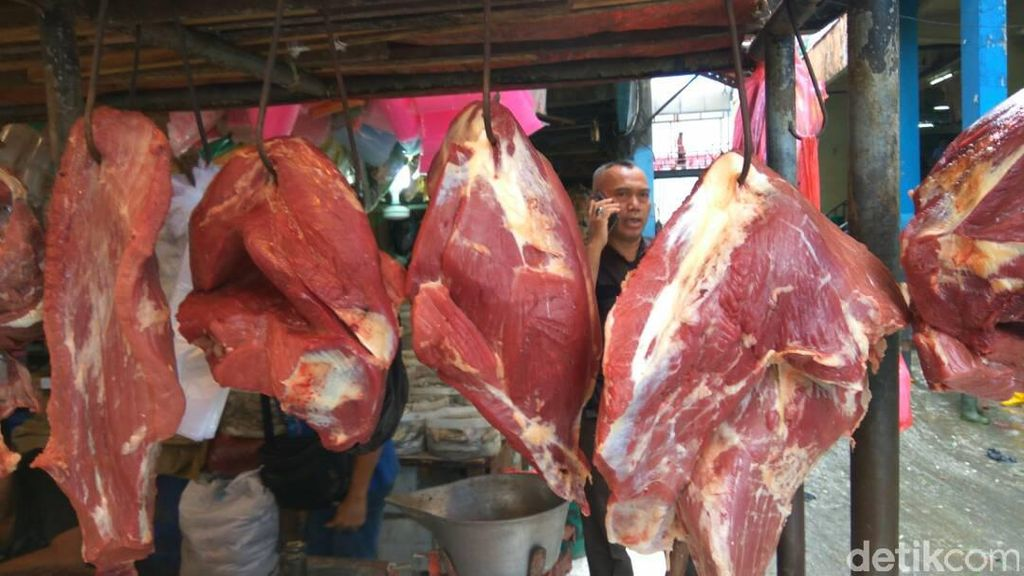 Harga Daging Sapi Stabil Tinggi Rp 120.000/Kg, Ini Sebabnya