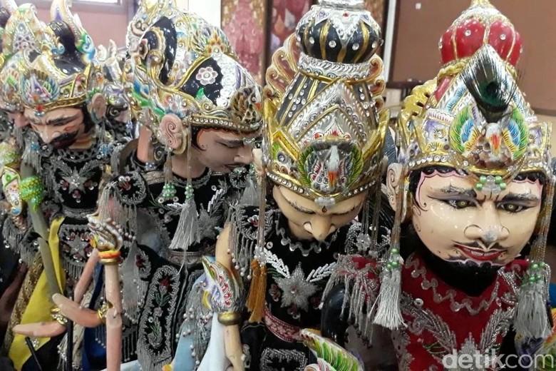 Padepokan Giri Harja Pelestari Wayang Golek Di Jelekong Bandung