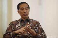 Jokowi: 40 Tahun RI Cuma Bangun 780 Km Tol, China Sudah 280.000 Km