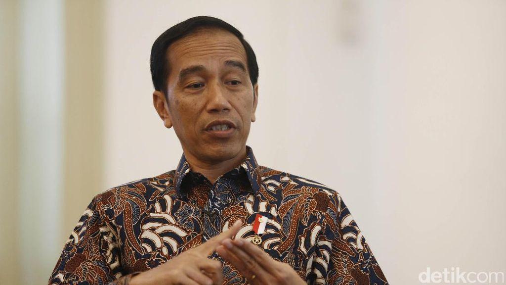 Jokowi Janji Hidupkan 4 Jalur Kereta Mati di Jawa Barat