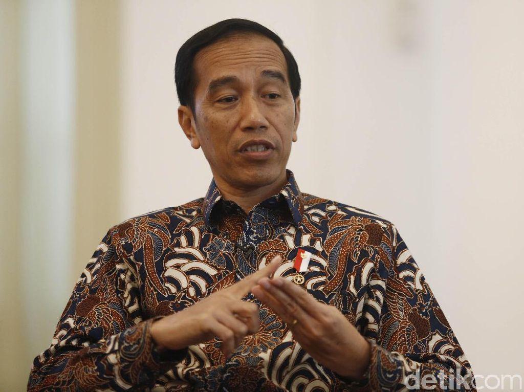 Jokowi: 3,6 Juta Pelamar CPNS Diseleksi untuk 238.015 Formasi