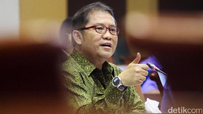 Menkominfo Rudiantara. Foto: Lamhot Aritonang/detikINET