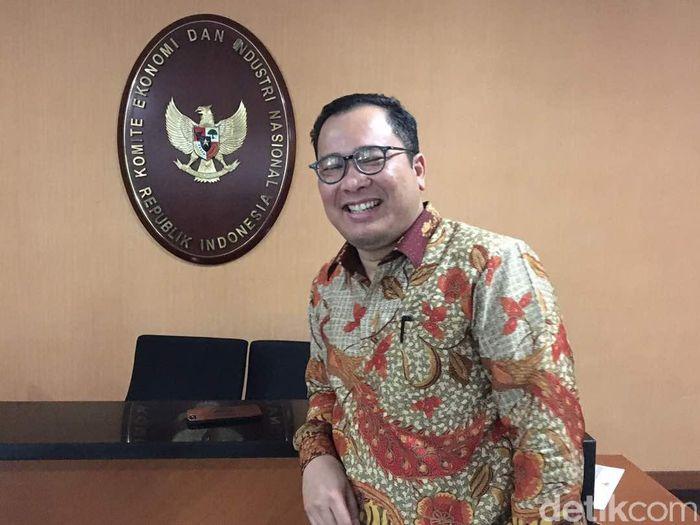 Wakil Ketua KEIN, Arif Budimanta/Foto: Muhammad Idris/detikFinance
