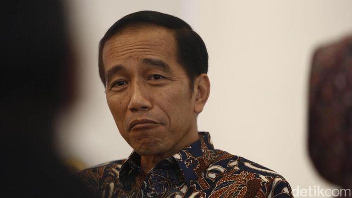 Presiden Jokowi (Foto: Agung Pambudhy)