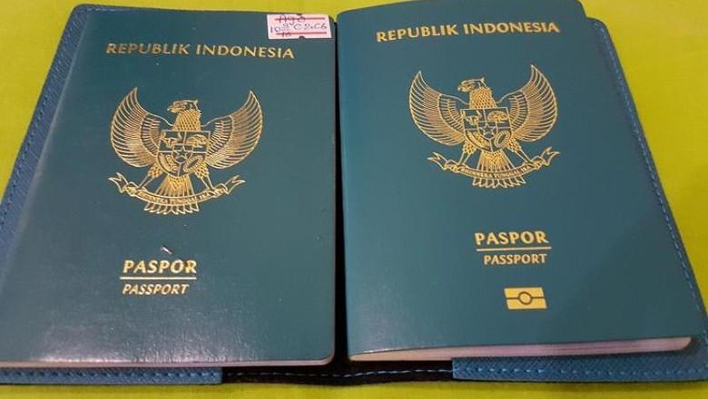Jangan Ceroboh, Paspor Hilang Bisa Didenda Rp 1 Juta