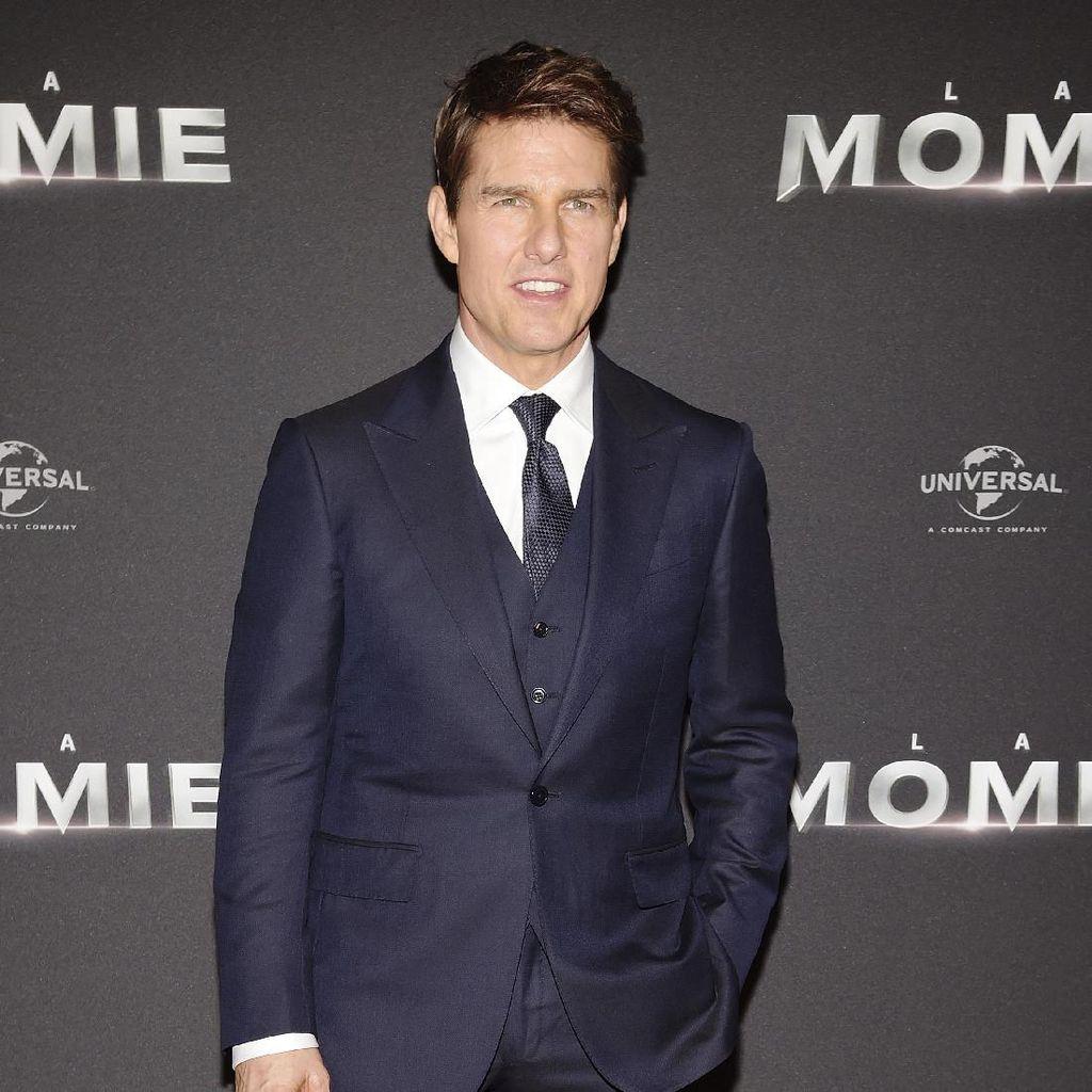 Karpet Merah dari Bos NASA untuk Tom Cruise Syuting di Luar Angkasa