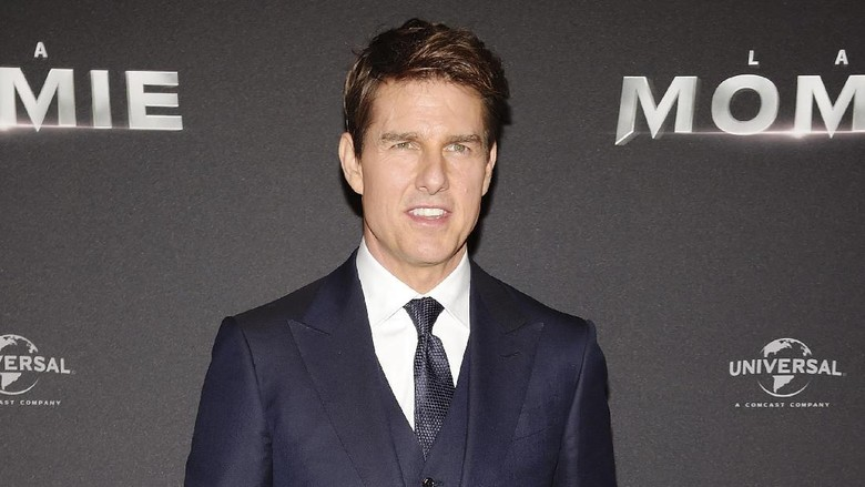 Tom Cruise Foto: Pascal Le Segretain/Getty Images