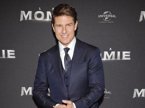 Nggak Nyangka! Ini Rahasia Wajah Awet Muda Tom Cruise