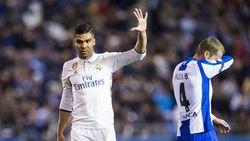 Casemiro, Sang Pelindung Gareth Bale
