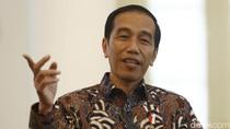 Mau Hidupkan Jalur Kereta, Jokowi Cerita Charlie Chaplin ke Garut