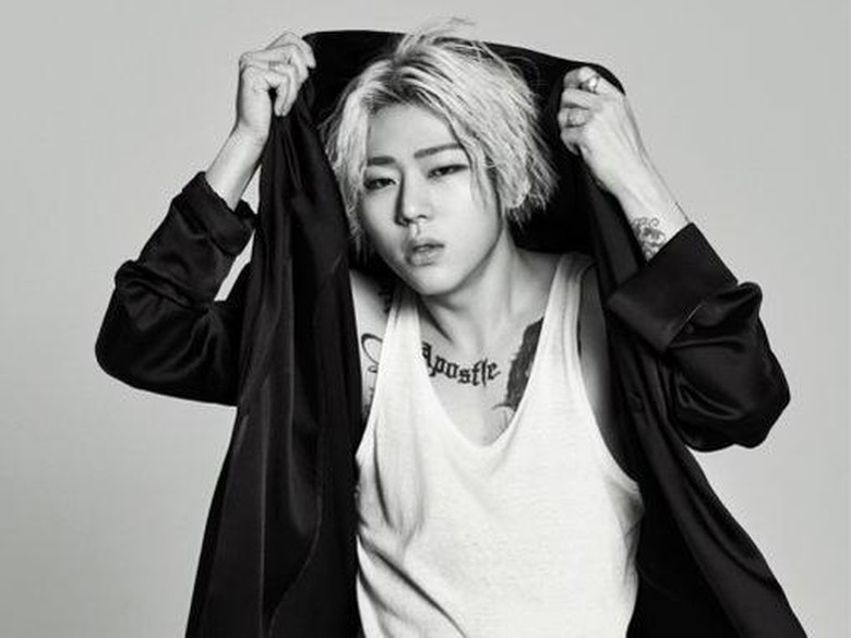Hengkang dari Block B, Zico Dirikan Koz Entertainment