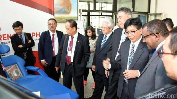 Indonesia Kampanyekan Diplomasi Nuklir di Konferensi IAEA di Wina