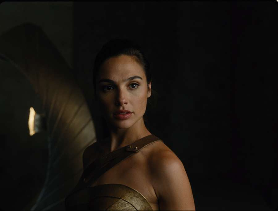Aksi Si Cantik Gal Gadot di Wonder Woman