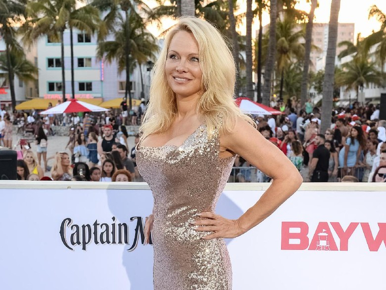 Foto: Pamela Anderson (Getty Images)