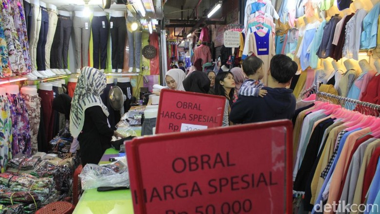 Pemkot dan PT APJ Saling Klaim Pengelolaan Pasar Andir Bandung