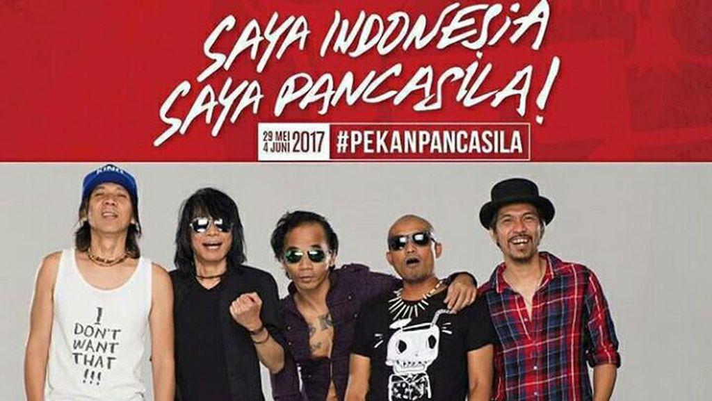 Netizen Viralkan Saya Indonesia Saya Pancasila
