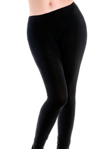 Black Leggings with white background