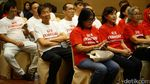 Komunitas Bulutangkis Indonesia Deklarasi Setia NKRI