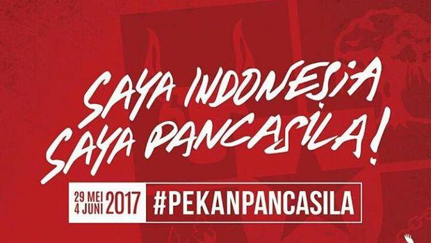 Kemeriahan Saya Indonesia Saya Pancasila Tuai Kontroversi