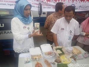 BPOM Temukan Makanan Berbahan Boraks di Pasar Takjil Serang