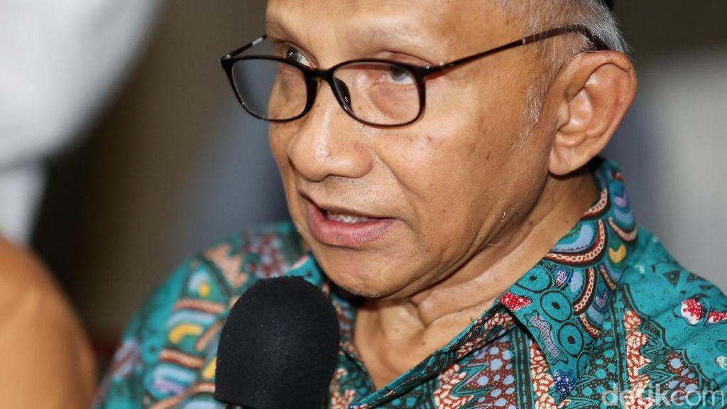 Amien Rais: Mas Kowi Sumber Segala Sumber Nestapa Indonesia