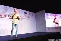 Anthony Bourdain: Tak Ada yang Lebih Politis dari Makanan