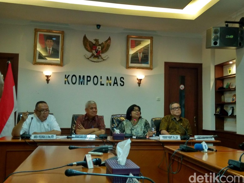 Kompolnas Dorong Polantas yang Pungli di Jakut Ditindak Tegas