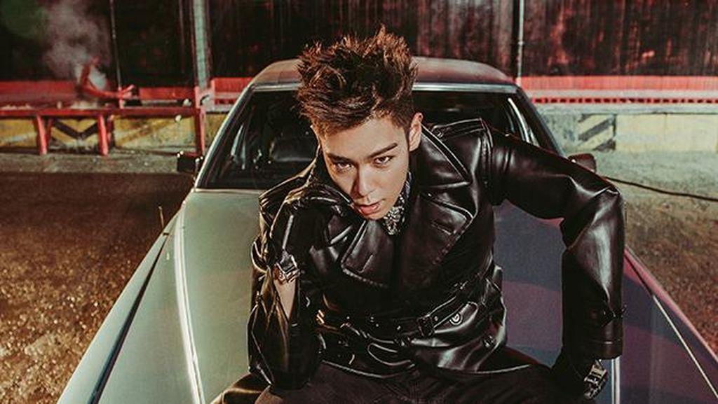 T.O.P BIGBANG Kembali dari Wajib Militer Lebih Awal dari Jadwal