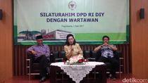 Anggota DPD Asal DIY Tak Mau Terima Dana Reses