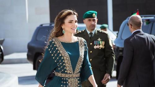 Ratu Rania dari Yordania. Foto: Getty Images