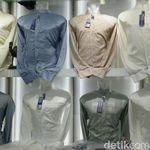 RI Kebanjiran Pakaian Impor dari China, Termasuk Baju Koko
