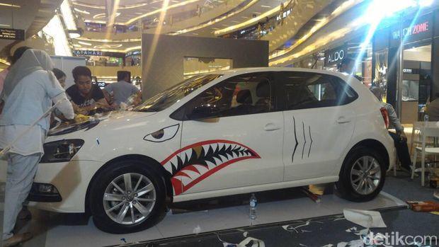 VW Poloisme Stickering Contest