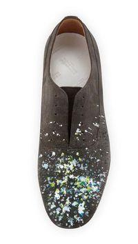 Sepatu Oxford yang Ketumpahan Cat Dijual Rp 10 Jutaan b0ba789d64