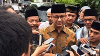Anies: Gubernur Hanya Atur 1 Provinsi, Kami Usul Kebijakan Khusus Jabodetabek