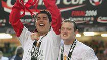 Ronaldo, Messi, dan Henry Pernah Bilang Begini soal Rooney
