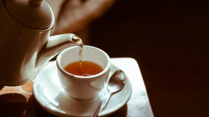 Ilustrasi teh manis hangat. Foto: iStock