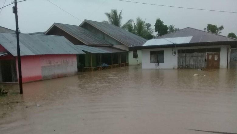 Banjir di Maluku, Bupati Tetapkan Kondisi Siaga Hingga 28 Juni