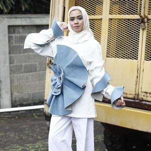 Tamara, Adik Rachel Maryam yang Jadi Finalis Sunsilk Hijab Hunt 2017